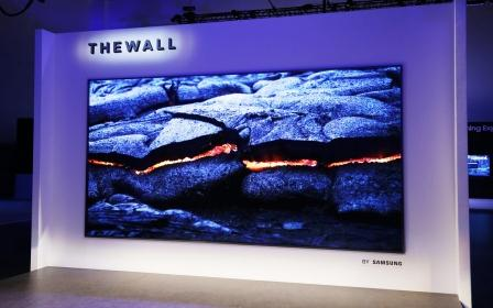 Samsung Perkenalkan 8K TV The Wall