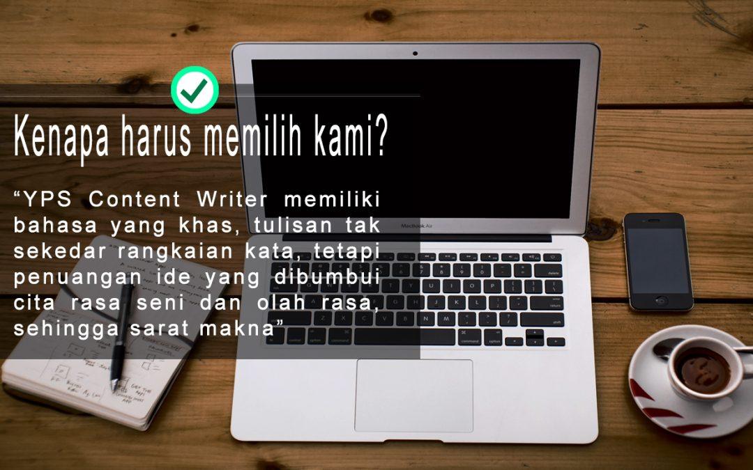 Manfaat Menggunakan Jasa Content Writer