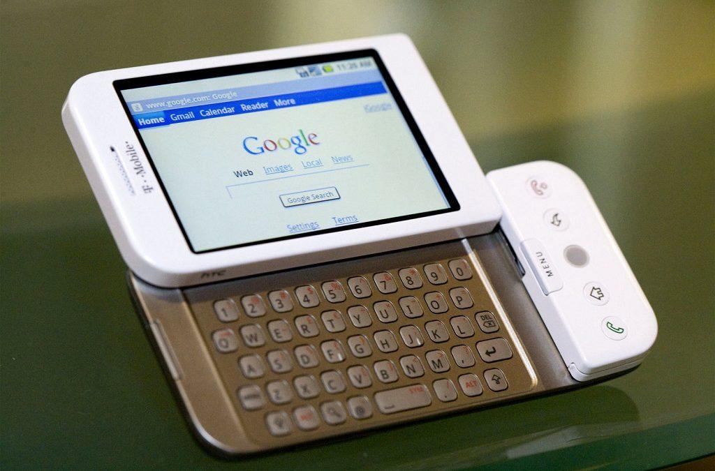 Android: Dulu Dicemooh, Kini Bikin Heboh Dunia (1)