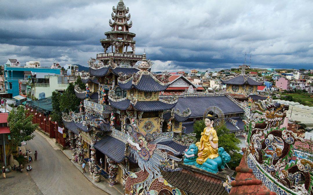 Jalan-Jalan Ke Da Lat di Vietnam, Tempat Sukarno-Hatta Menjemput Kemerdekaan RI