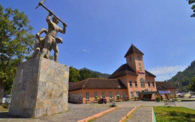Berwisata ke Lubang Tambang Mbah Soero di Kota Bersejarah Sawahlunto