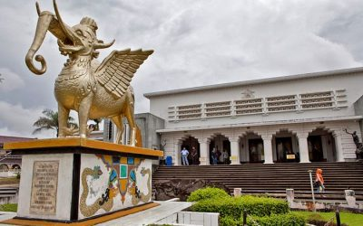Festival Adat Erau, Hajatan Tahunan Kutai Kartanegara yang Sarat Nilai Sejarah