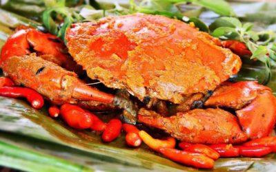 Mencicipi Pepes Kepiting Khas Kalimantan Timur yang Bikin Nagih
